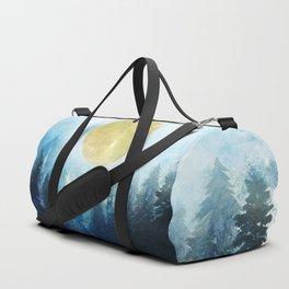 Winter Night 3 Duffle Bag
