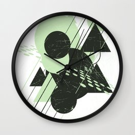 The Dance Floor Wall Clock