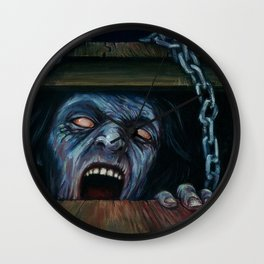 THE EVIL DEAD Wall Clock