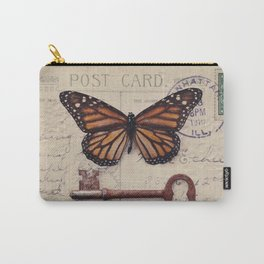 Butterfly no. 1 Carry-All Pouch