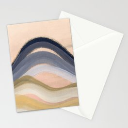 Minimal montains Stationery Cards