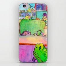 Bumps in the Night iPhone & iPod Skin