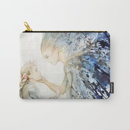 """""""The angel's kiss"""" Carry-All Pouch"""