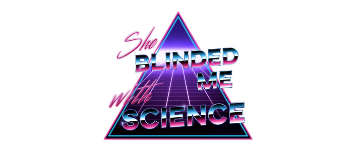 She Blinded Me With Science! Coffee Mug