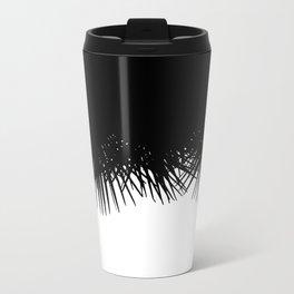 Fan Palm Metal Travel Mug