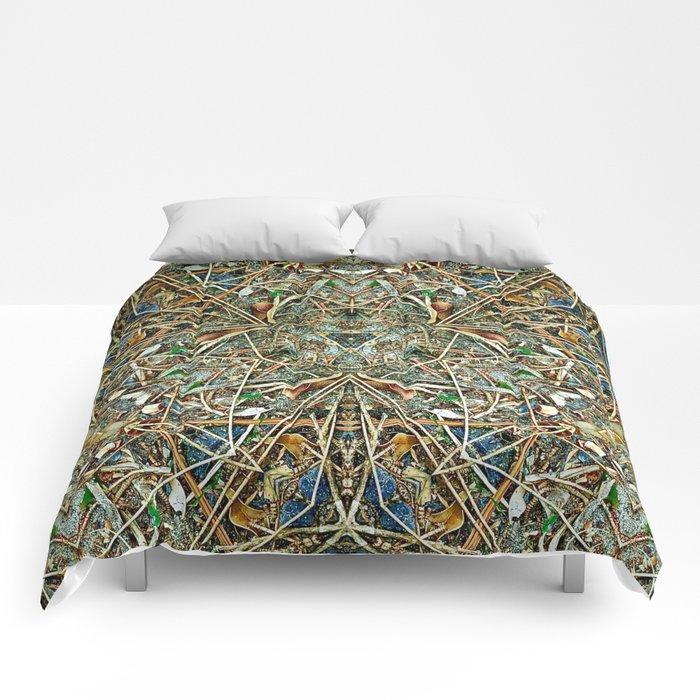 Hidden Beauty No:1 Comforters