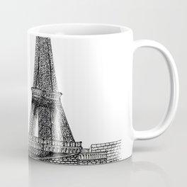 City view of paris Coffee Mug
