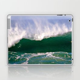 Windy Wave Laptop & iPad Skin