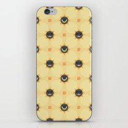 Heliolisk Pattern iPhone Skin