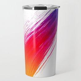 Paint Smear Travel Mug