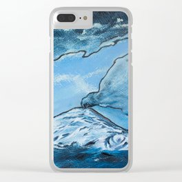 Etna Clear iPhone Case