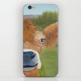 Ruthie iPhone Skin