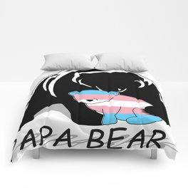 Papa Bear Transgender Comforters