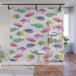 Fish 1 Wall Mural