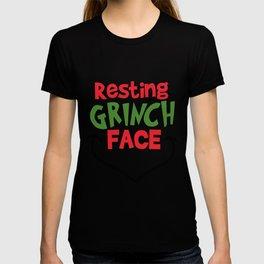 Restimg Grinch Face T-shirt