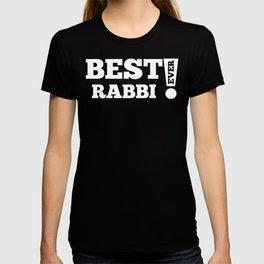 Best Rabbi Ever T-shirt
