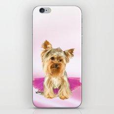 tutu cute iPhone & iPod Skin