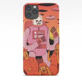 Alien Invader iPhone Case