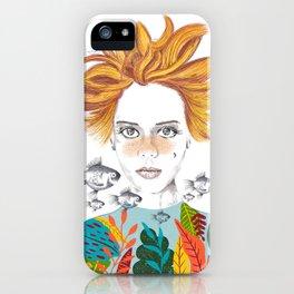 Libertad iPhone Case