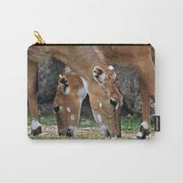 Persian Gazelle Carry-All Pouch