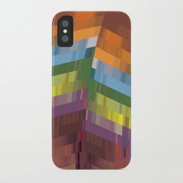 The Patterned Feather iPhone Case