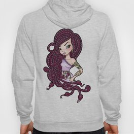 The Snake Mistress Hoody