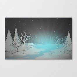 Lullaby Canvas Print