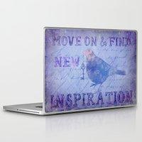 motivation Laptop & iPad Skins featuring Motivation by LebensART