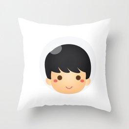 The Astro Boy Throw Pillow