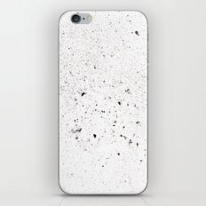white space iPhone & iPod Skin
