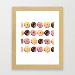 Craving Krispy Cremes Framed Art Print