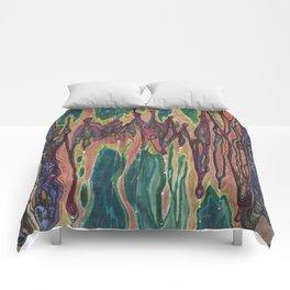 Unknown Immortal Species (The Door of Transcendence) Comforters