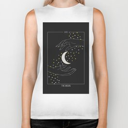 The Soon - Tarot Illustration Biker Tank