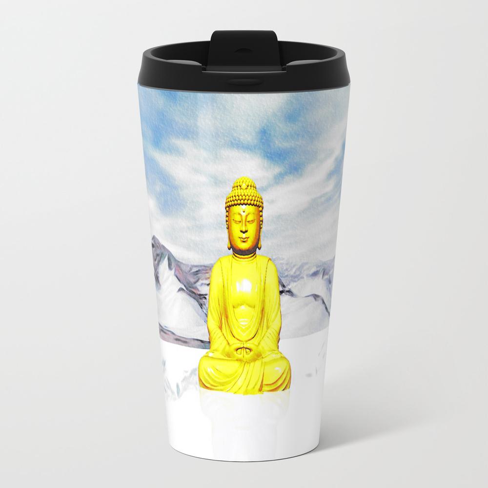 Serene Buddha Travel Mug TRM8631691