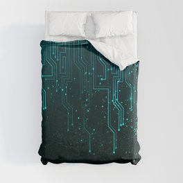 Aqua Tech Duvet Cover