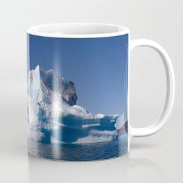 Iceberg in the water Coffee Mug