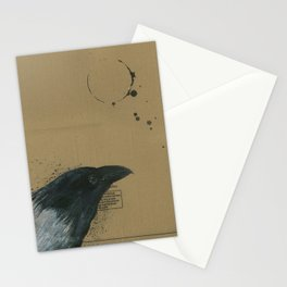 Empty Shell - 3 Stationery Cards