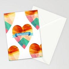 Feminist Stationery Cards