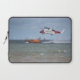 Rhyl Air Sea Rescue Laptop Sleeve