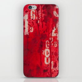 Numeric Values: Slash the Budget iPhone Skin