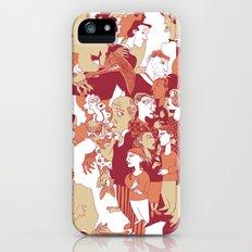Beware the wolf iPhone (5, 5s) Slim Case