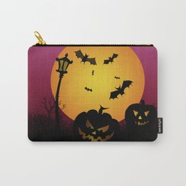 Spooky Halloween 6 Carry-All Pouch