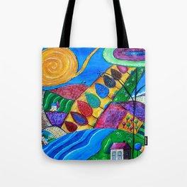 Color Haven Tote Bag