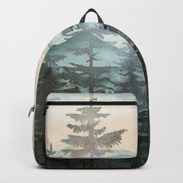 Pine Trees Backpack