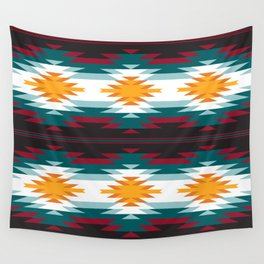Native American Inspired Design Wall Tapestry