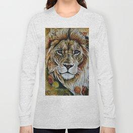 Beauty Lion Long Sleeve T-shirt