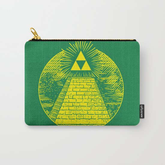 Masonic Link  Carry-All Pouch
