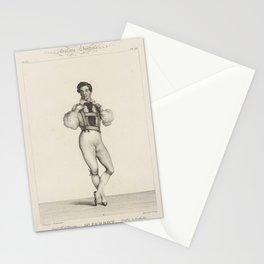 Konig Mme creator LacauchiMr Perrot Academie Royale de Musique Ballet de Nathalie Stationery Cards