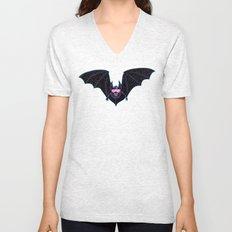 Neon Bat Unisex V-Neck