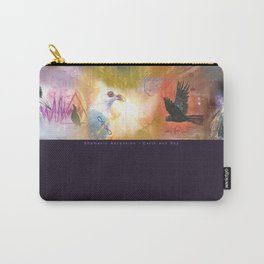 Shamanic Ascension ~ Earth and Sky I Carry-All Pouch
